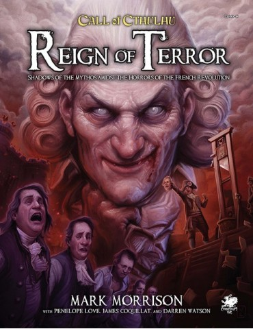 Call of Cthulhu: Reign of...