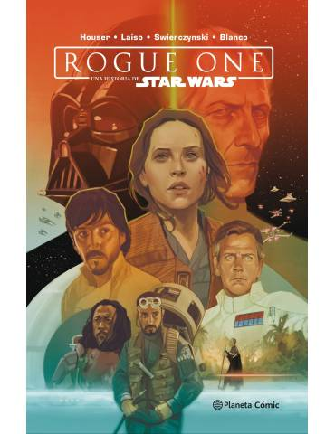 Star Wars Rogue One (Tomo...