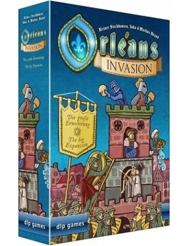 Orléans: Invasion (Inglés)