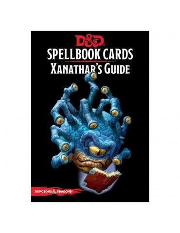 D&D: Spellbook Cards:...