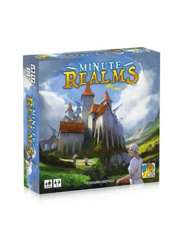 Minute Realms (Inglés)