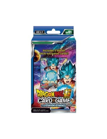 Dragon Ball Super Card...