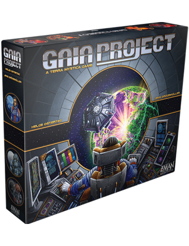 Gaia Project (Inglés)