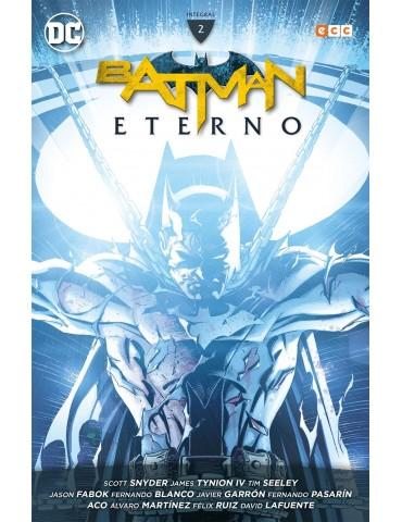 Batman Eterno: Integral...