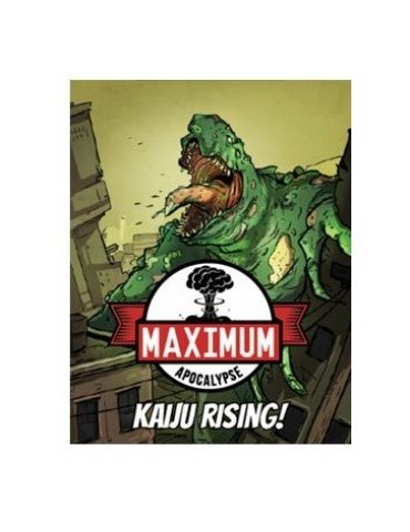 Maximum Apocalypse: Kaiju...