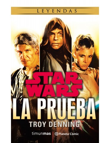 Star Wars: La Prueba (Novela)