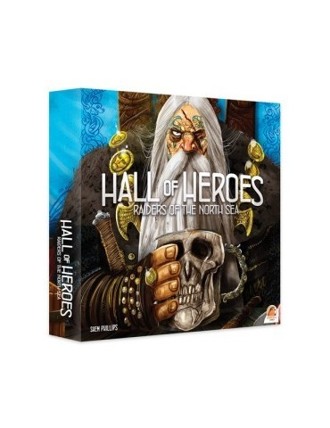 Raiders of North Sea: Hall...