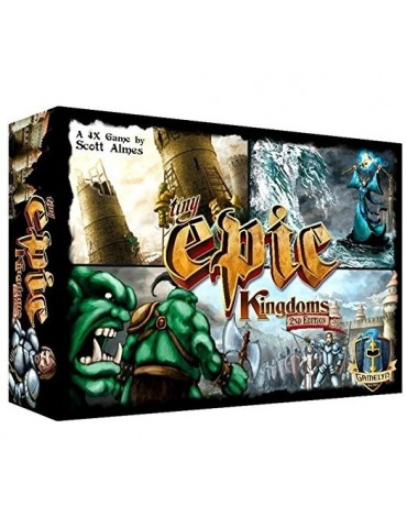Tiny Epic Kingdoms (2nd...
