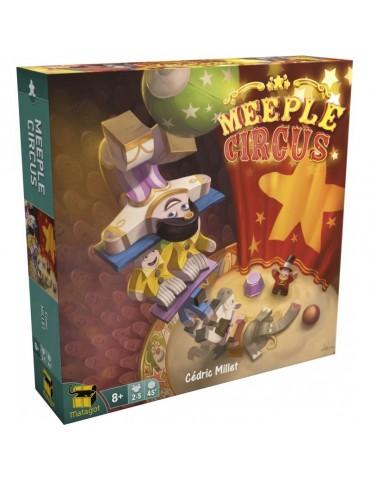 Meeple Circus (Inglés)