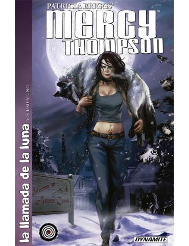 Mercy Thompson: La llamada...