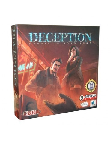 Deception: Murder in Hong...