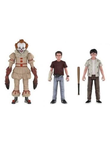 Pack de 3 Figuras Stephen...