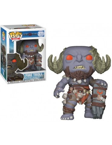 Figura POP God of War: Fire...