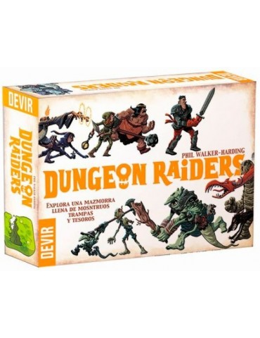 Dungeon Raiders (Nueva...