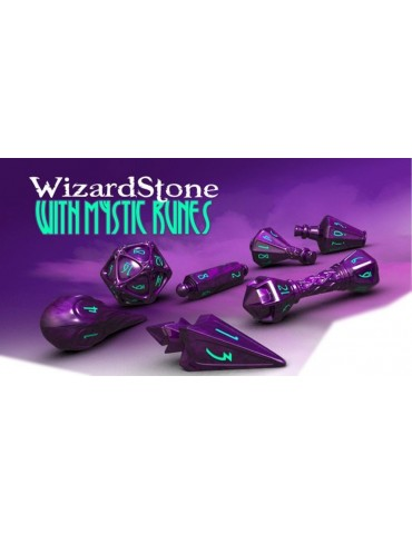 PolyHero Dice Wizard Set -...