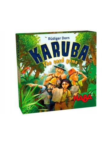 Karuba: Juego de cartas