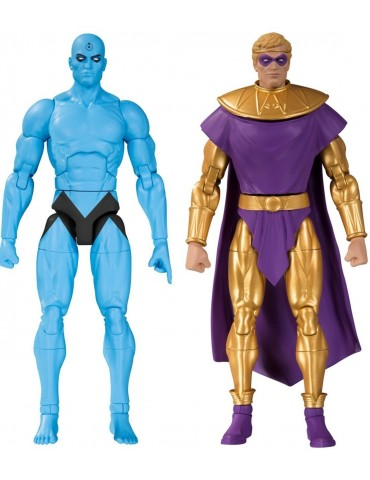 Pack de 2 Estatuas DC:...