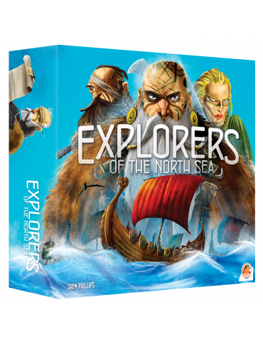 Explorers of the North Sea...