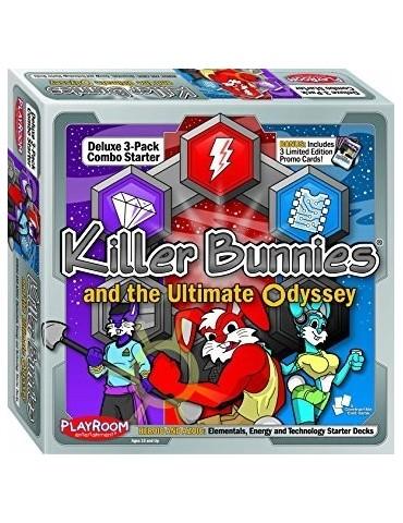 Killer Bunnies and the...