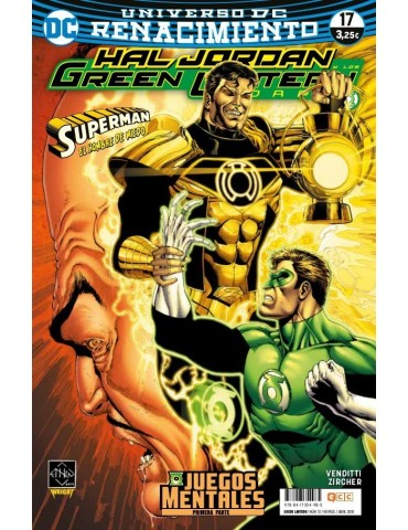 Green Lantern núm. 72/ 17...