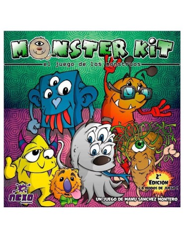 Monster Kit (Segunda Edición)