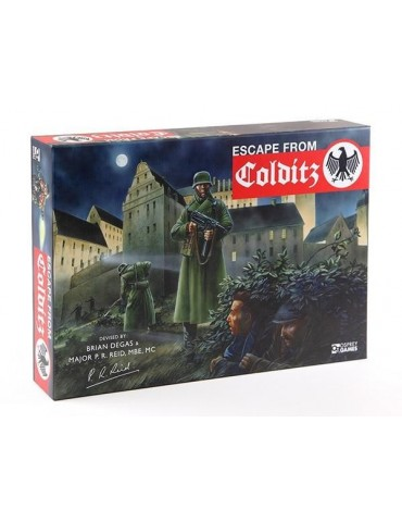 Escape from Colditz (Inglés)