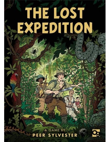 The Lost Expedition (Inglés)