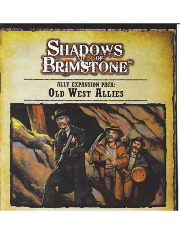 Shadows of Brimstone: Old...
