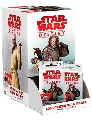 Star Wars: Destiny - Los...