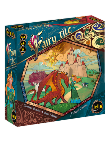 Fairy Tile (Inglés)