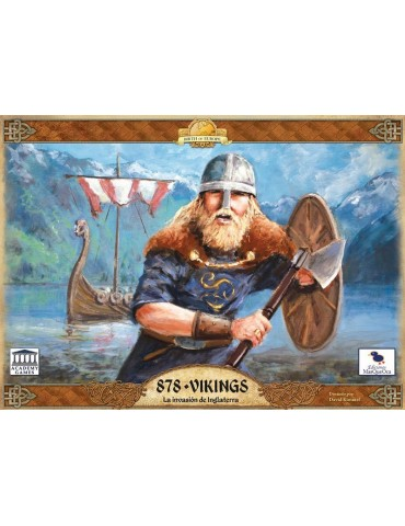 878 Vikings: La Invasion de...
