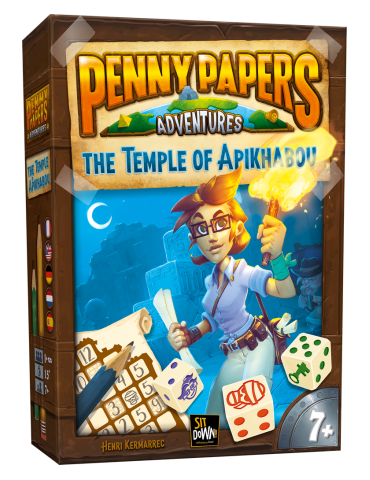 Penny Papers: El templo de...