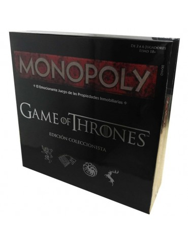 Monopoly Juego de Tronos...