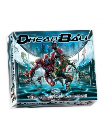 DreadBall 2nd Edition Boxed...