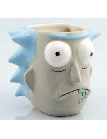 Taza Rick & Morty 3D: Rick...