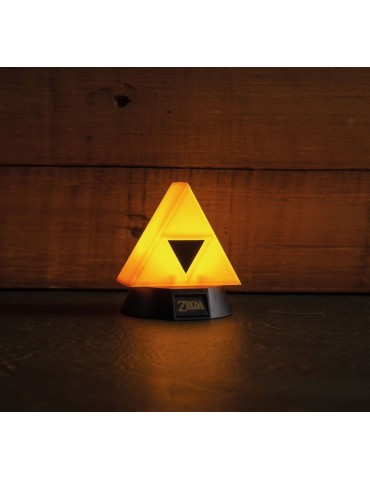 Lámpara 3D Triforce: Legend...