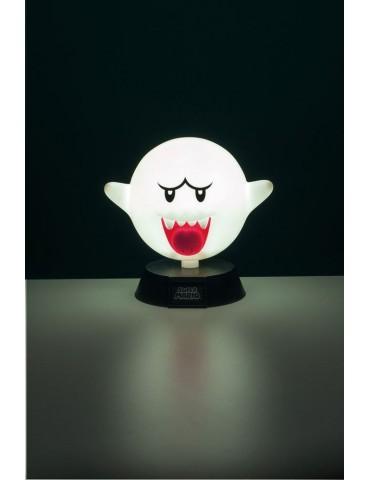 Lámpara 3D Super Mario: Boo...