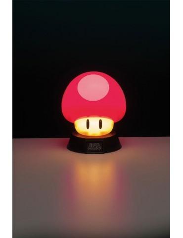 Lámpara 3D Super Mario:...