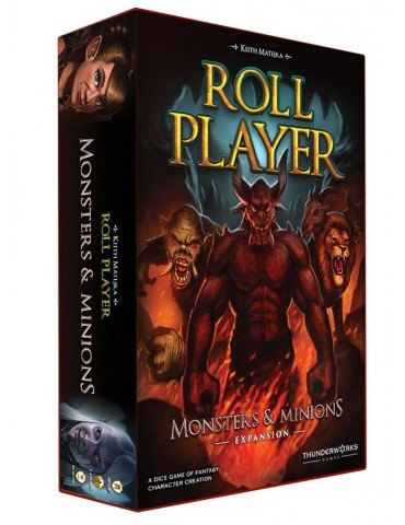 Roll Player: Monsters &...