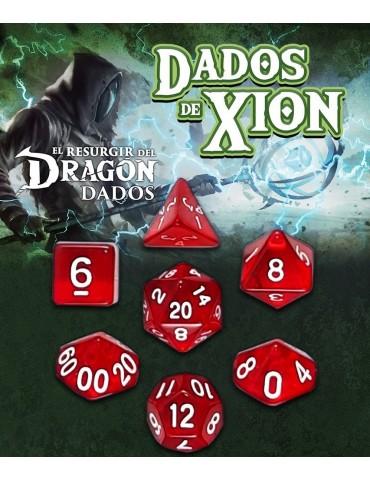 Dados Resurgir del Dragón:...