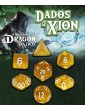 Dados Resurgir del Dragón: Xion (Amarillo Vindusan)