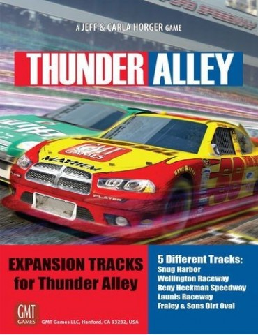 Thunder Alley: Expansion...