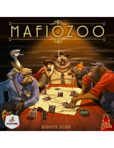 Mafiozoo (Inglés)