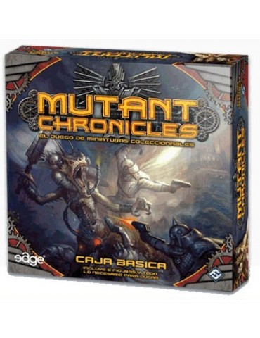 Mutant Chronicles: Caja Básica