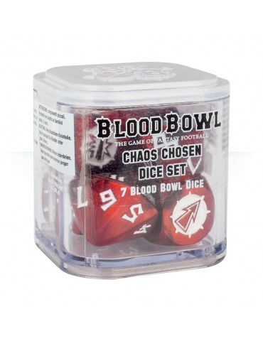 Blood Bowl: Dados de los...