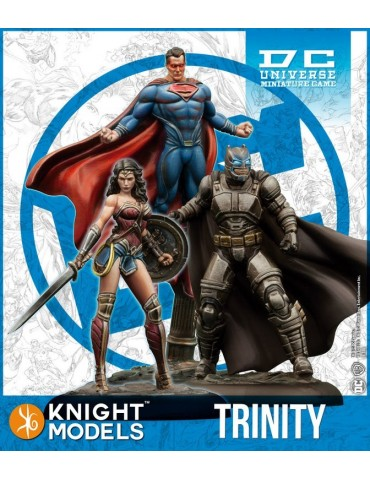 DC Universe Miniature Game...