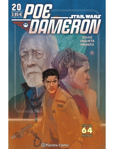 Star Wars Poe Dameron Nº20