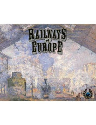 Railways of Europe (2017 Ed.)