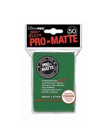 Fundas Ultra Pro Mate Verde...
