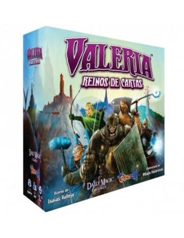Valeria: Reinos de Cartas...